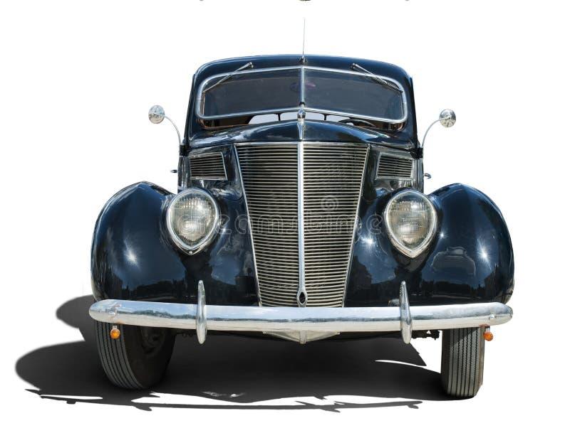 Starego rocznika retro samochód zdjęcie stock