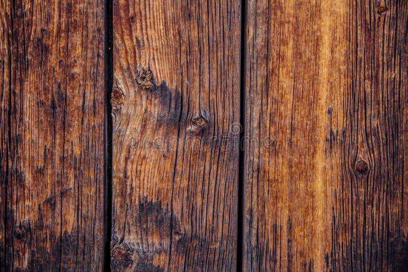 Starej nieociosanej stajni drewniana tekstura lub tło zdjęcia royalty free
