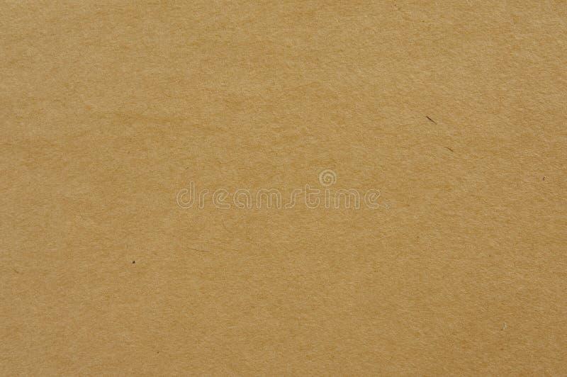 Starej papierowej tekstury SUROWA kartoteka obrazy stock