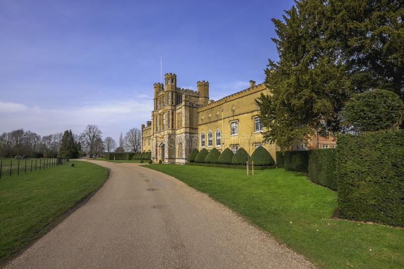Starely home. Ancient, architecture, aristocracy, baronial, building, coughton, country, countryside, court, elizabethan, england, english, fireworks, gunpowder stock photos