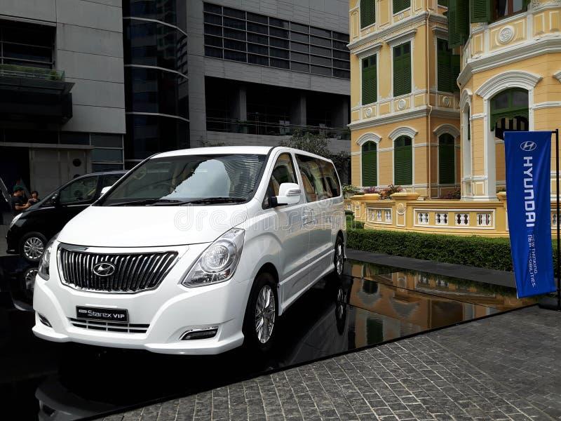 Starex grande vip de Hyundai imagens de stock royalty free