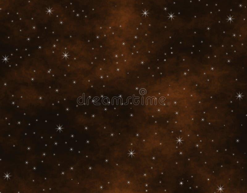 Starfield royalty free stock photos