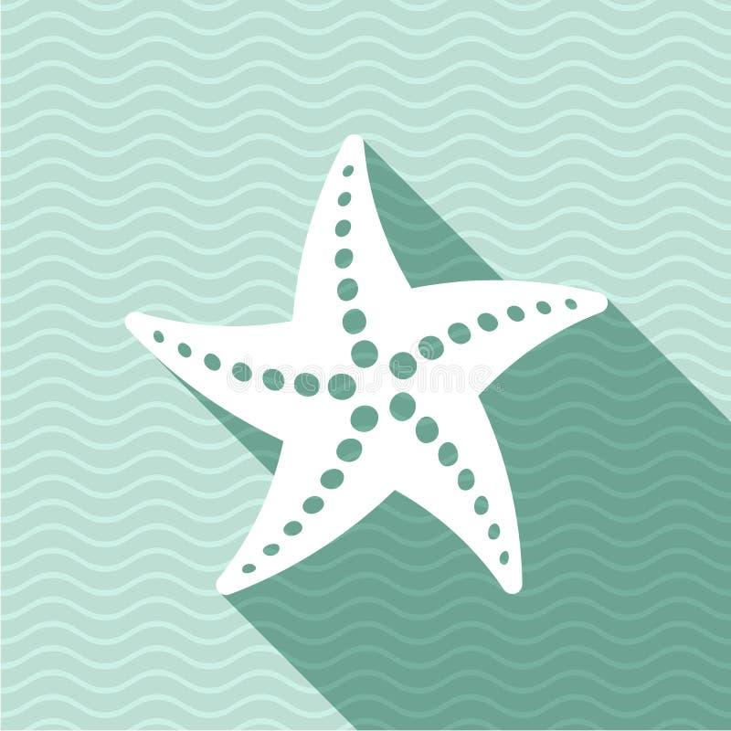 Starfish lizenzfreie abbildung