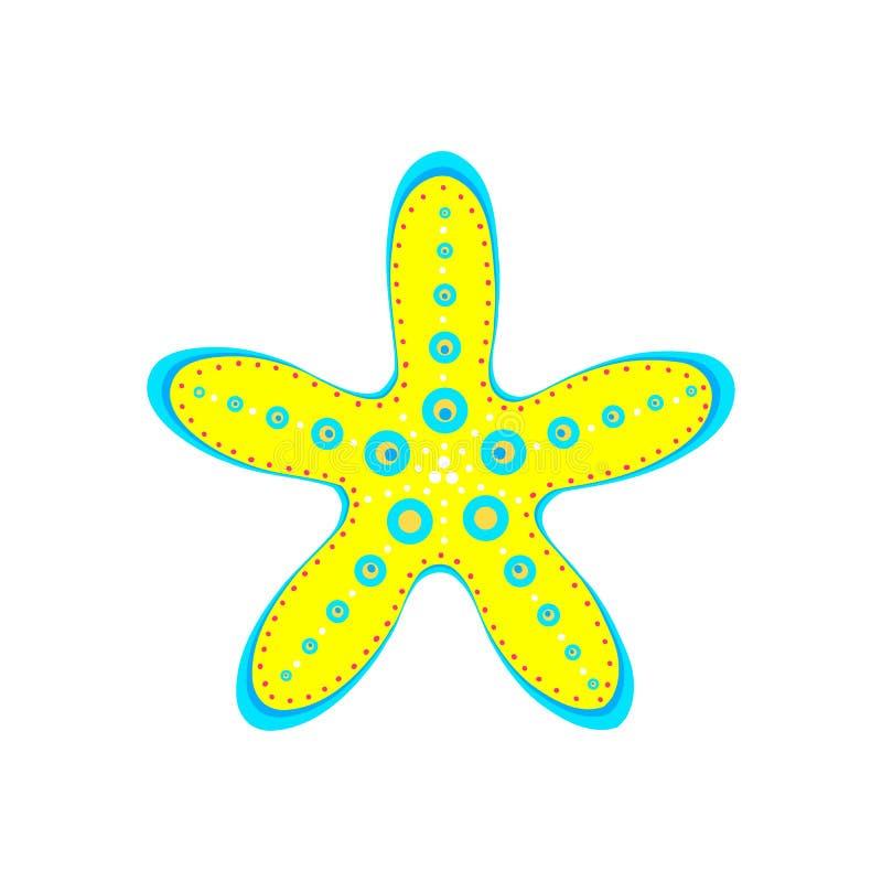Starfish_008 royaltyfri foto