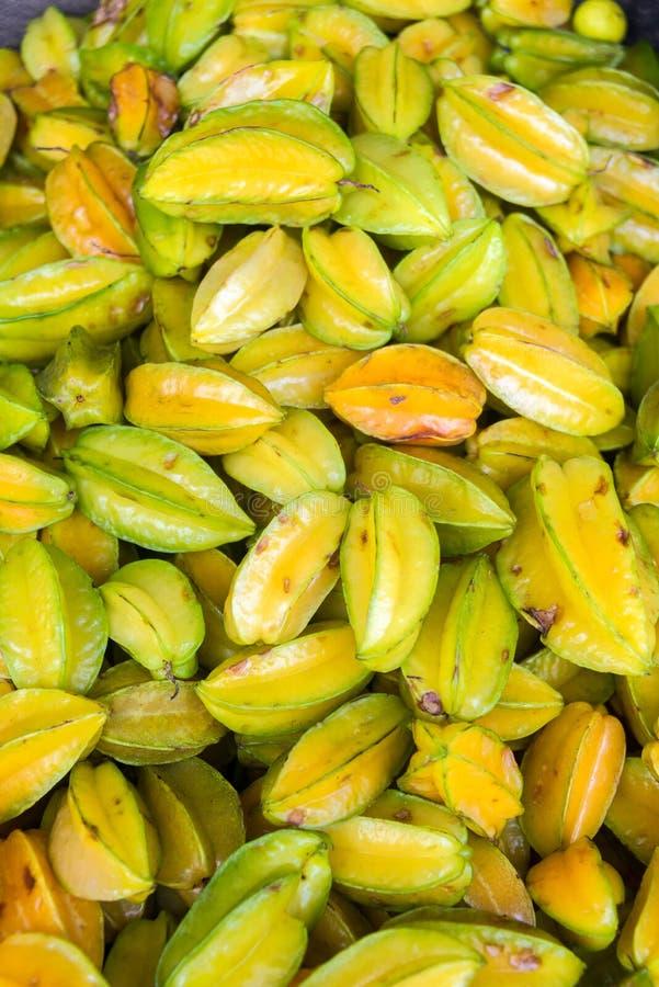 Starfruit fresco fotos de stock