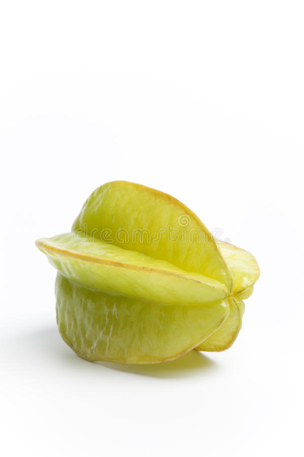 Starfruit inteiro fotos de stock