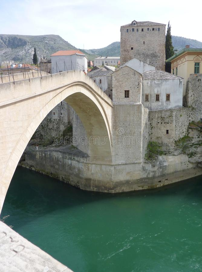 Download Stari Most In Mostar In Bosnia And Herzegovina Stock Image - Image: 20695509