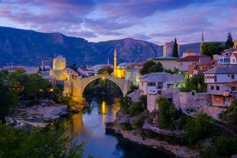 Stari Najwięcej, Mostar fotografia royalty free