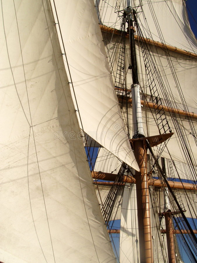 Download StarIndia.jpg stock photo. Image of mast, wind, diego, ship - 465112