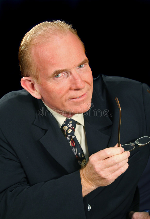 Download Staring Businessman stock image. Image of boss, board - 2153799
