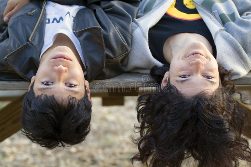 Download Staring Upside-down Stock Images - Image: 6804374
