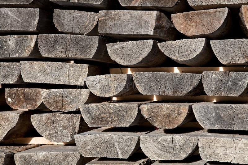 Starke Planken betriebsbereit, ein Haus aufzubauen lizenzfreie stockbilder