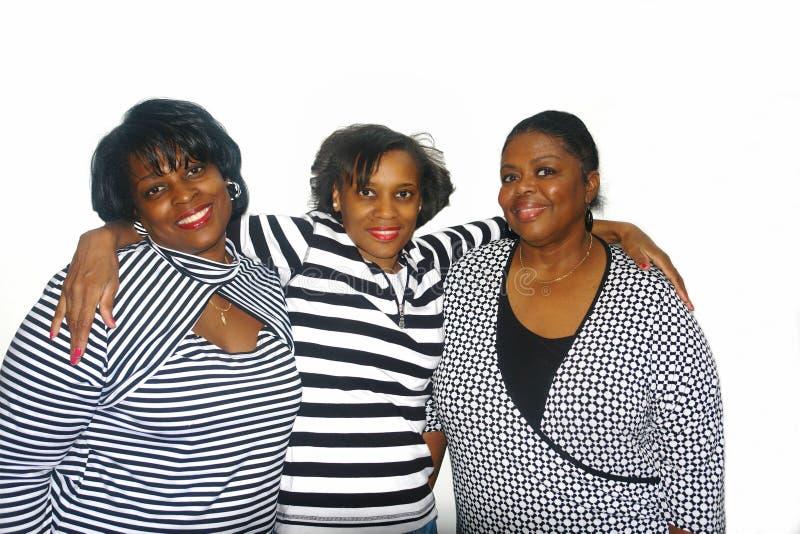 Starker Sisterhood lizenzfreie stockfotos