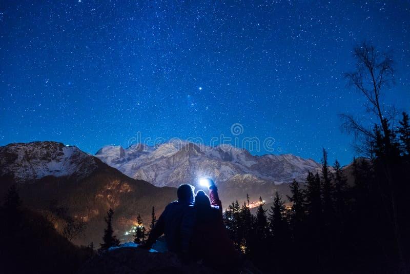 starlight arkivfoton