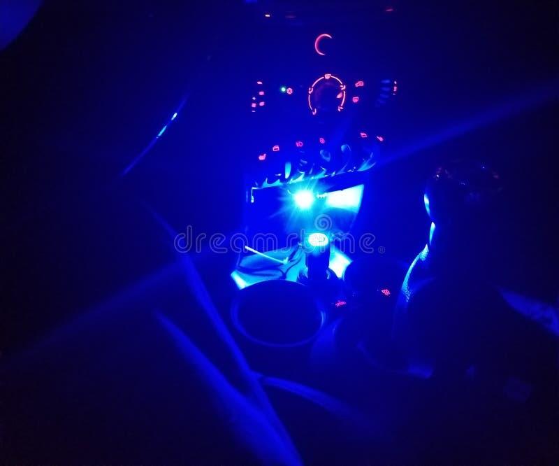 Starlight Car Light lizenzfreie stockfotografie