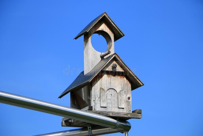 Starling-huis in Oostenrijk royalty-vrije stock foto