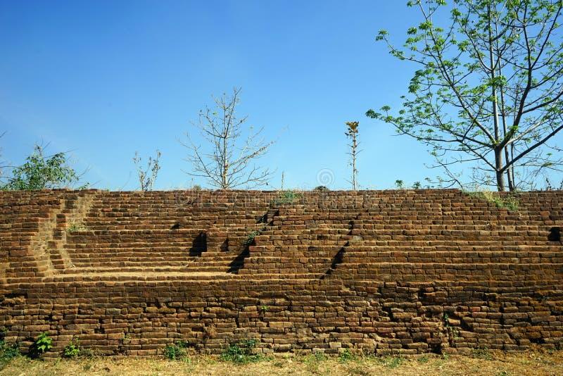starożytna ściany zdjęcia stock