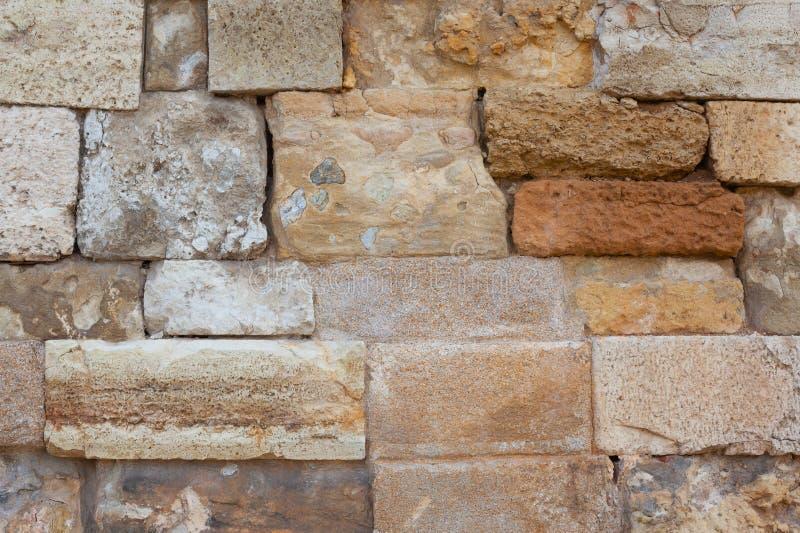 starożytna ściany Tło obrazy stock