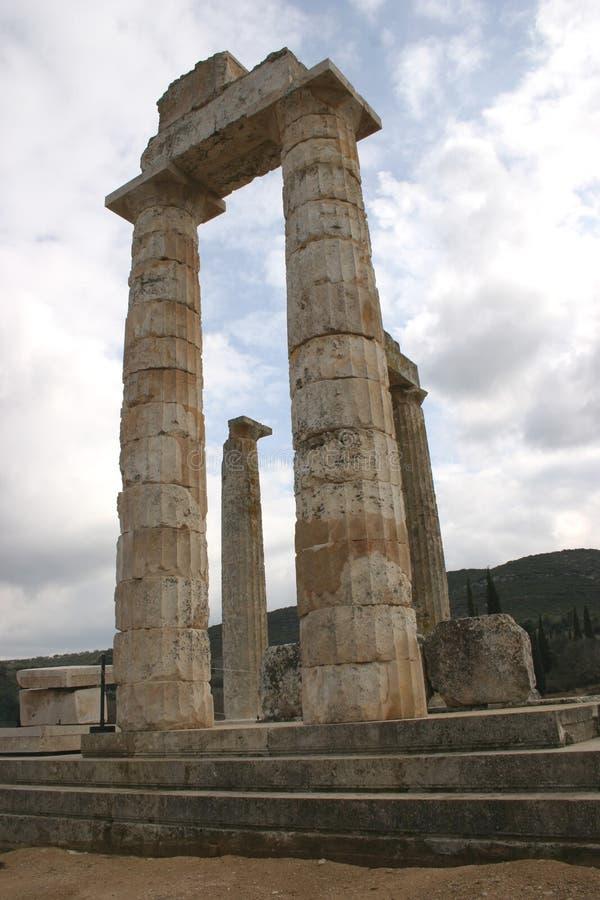 starożytna świątynia zdjęcia stock