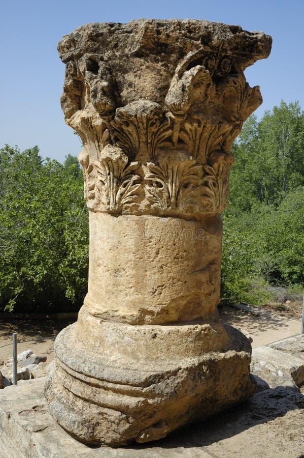 starożytna kolumny obrazy royalty free
