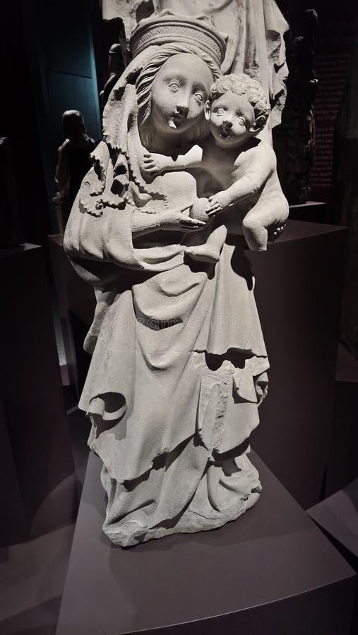 starożytna posąg fotografia stock