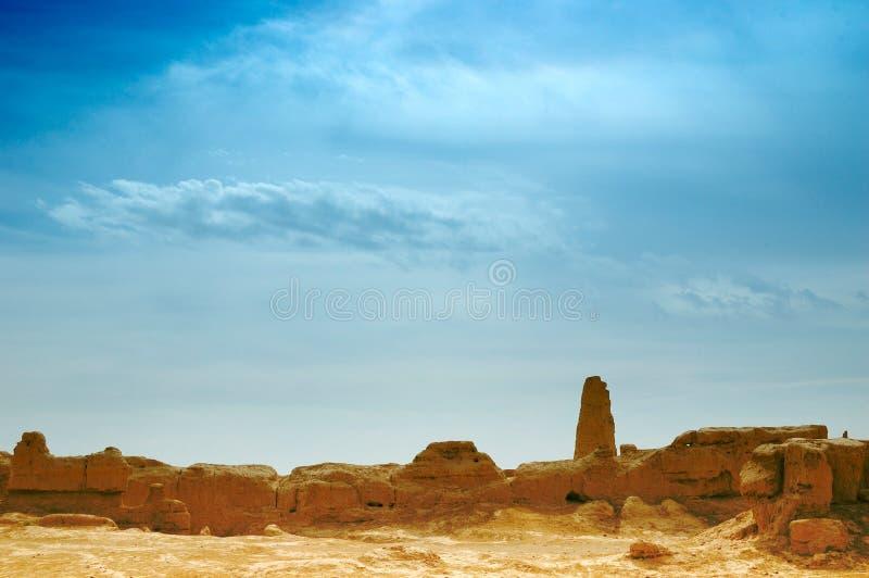 starożytne miasto fotografia royalty free