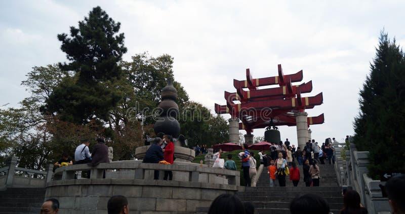 Starożytne miejsce w Chinach fotografia royalty free