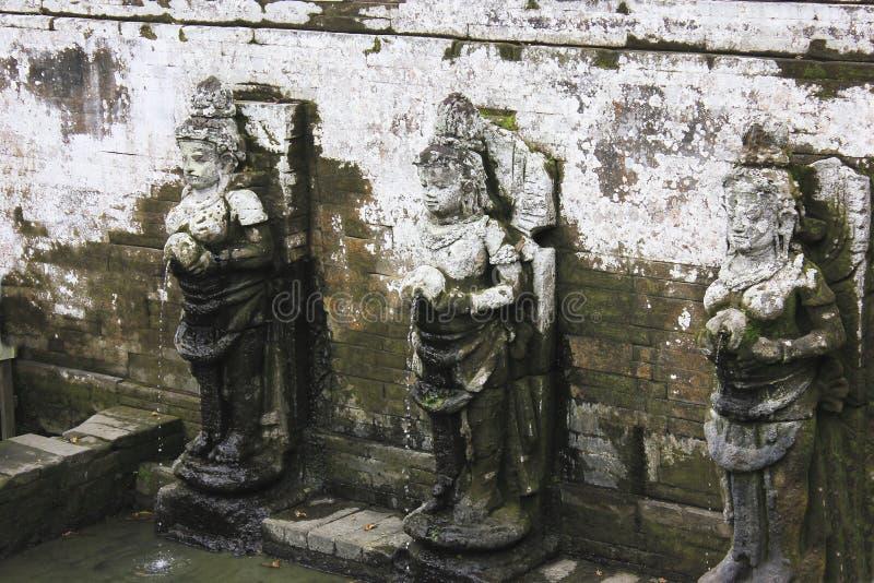 starożytne posągi fotografia stock