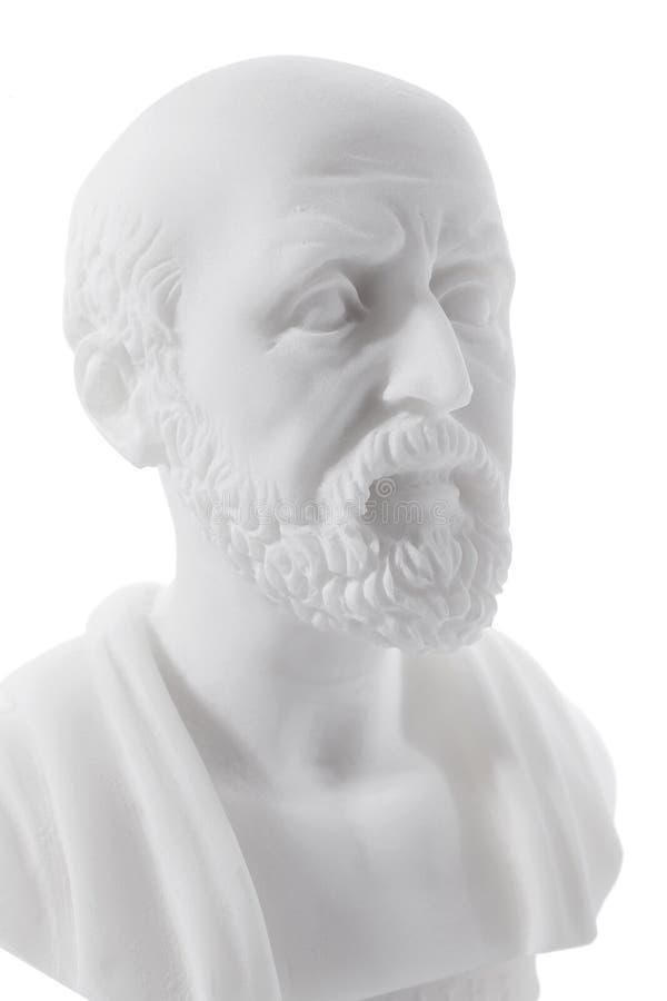 Starożytnego Grka lekarz zdjęcie royalty free