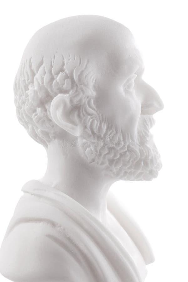 Starożytnego Grka lekarz obrazy stock