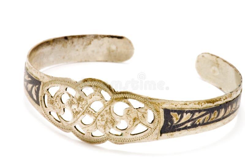 starożytnicza bransoletka. obraz stock