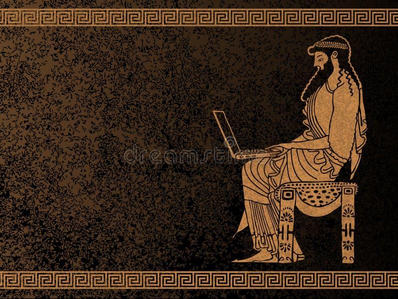 starożytny biznesmen