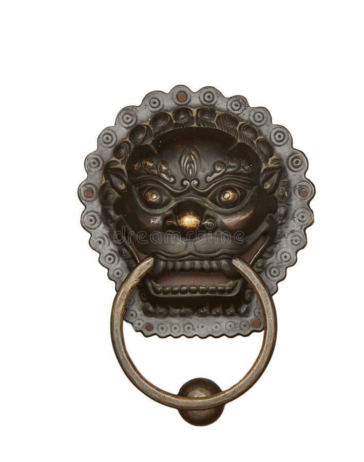starożytny chiński smok fotografia stock