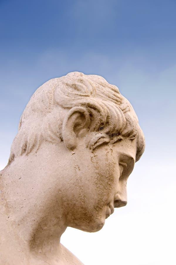 starożytny filozof zdjęcie stock