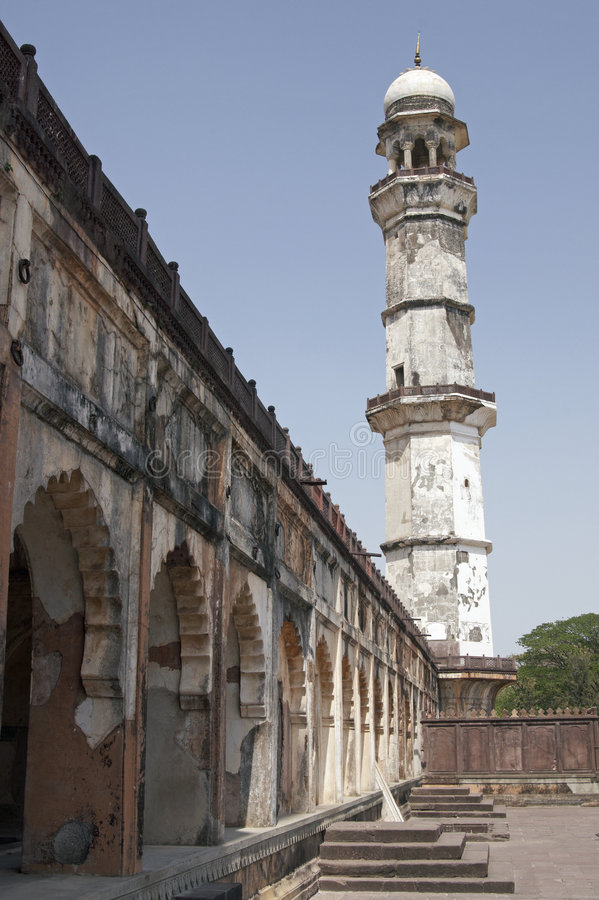 starożytny islamskiego grobowca zdjęcia stock