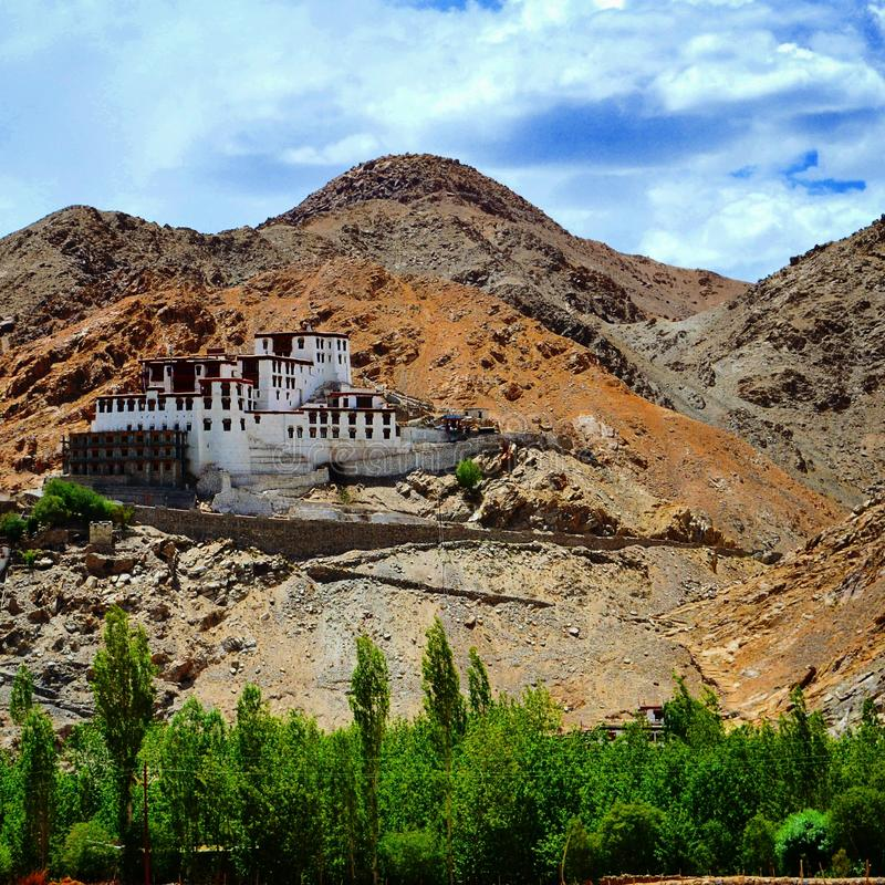 starożytny klasztor obrazy royalty free