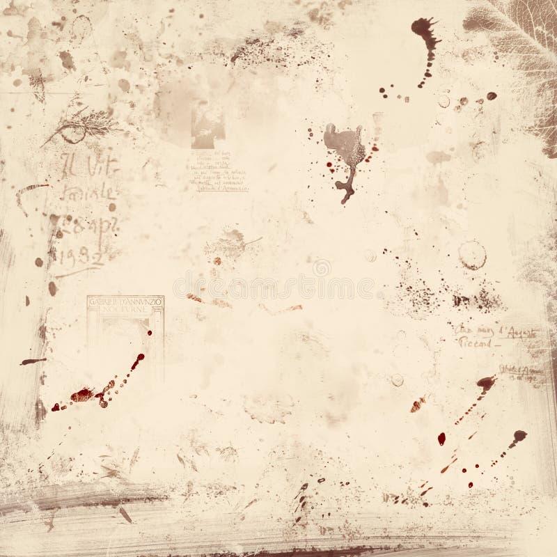 starożytny tło obraz stock