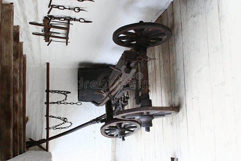 starożytny wóz obrazy stock