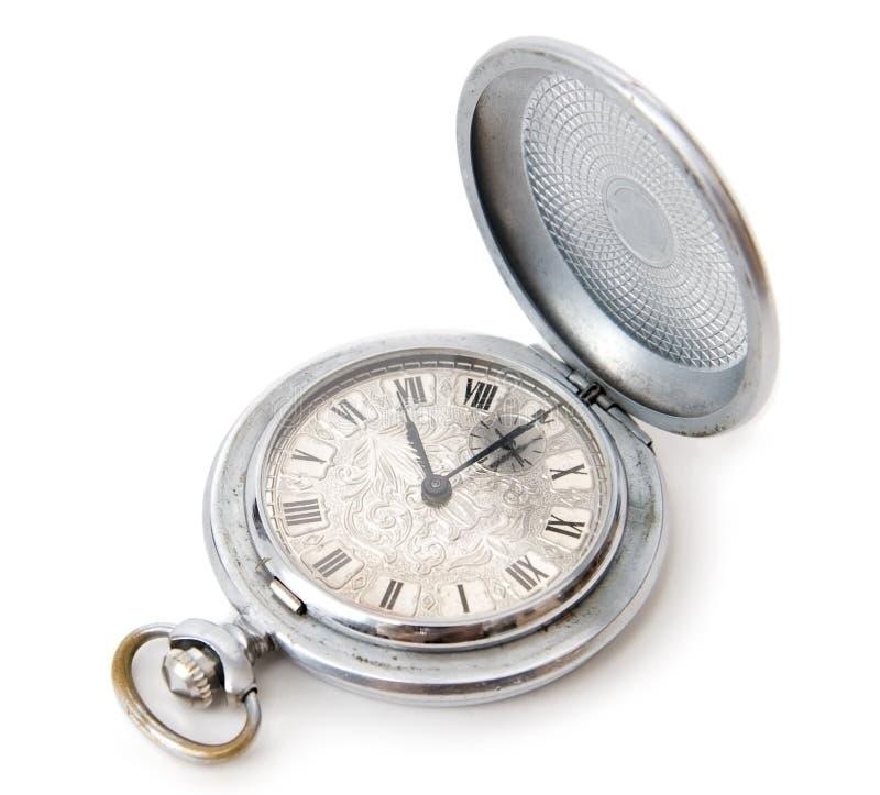 starożytny zegarek kieszonkowy obraz stock