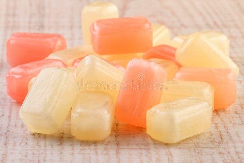 Staromodni cukierki obrazy stock