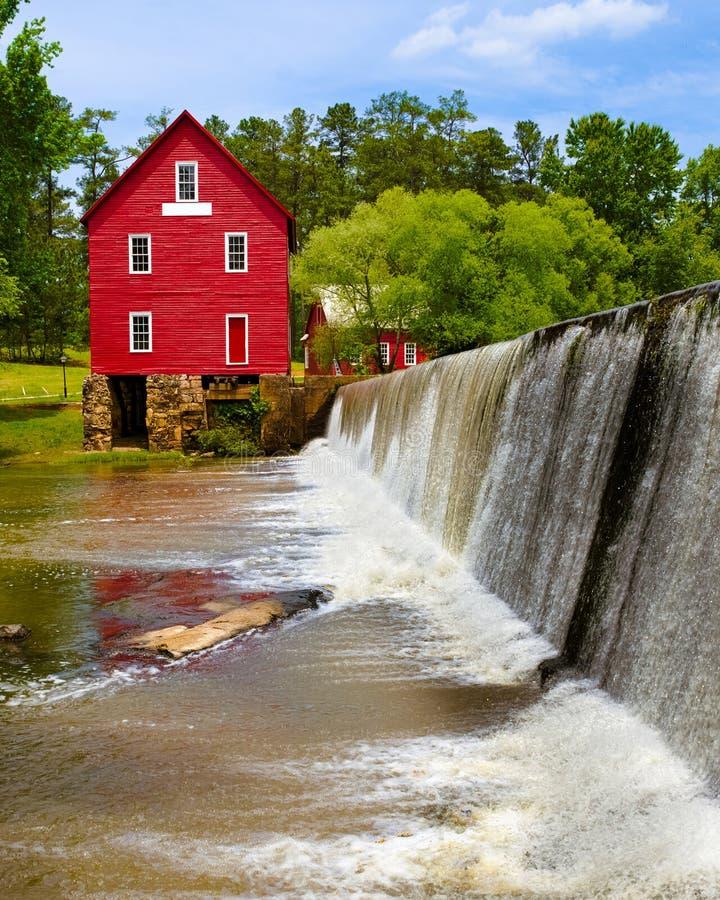 Free Starrs Mill, A Historic Landmark Near Atlanta Stock Image - 31037731