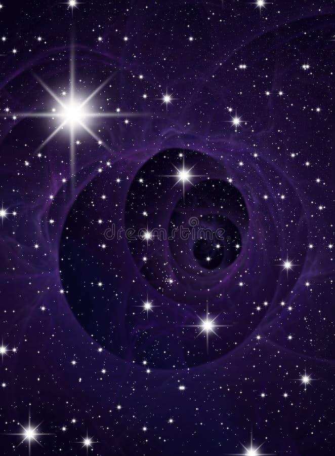 Download Starry stock illustration. Image of blue, hole, firework - 12054769