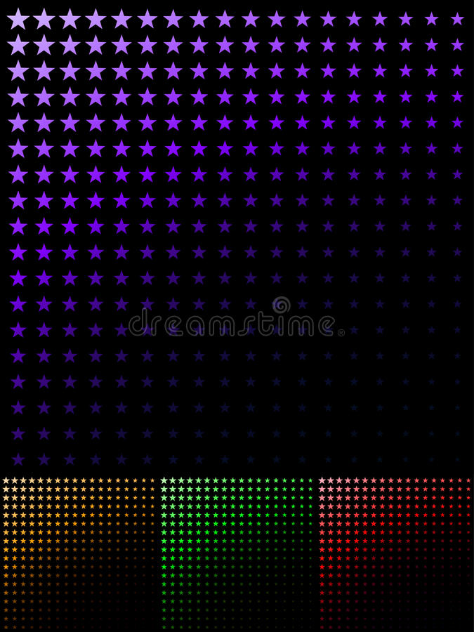 Download Starry Gradient Background. Stock Vector - Image: 11713700