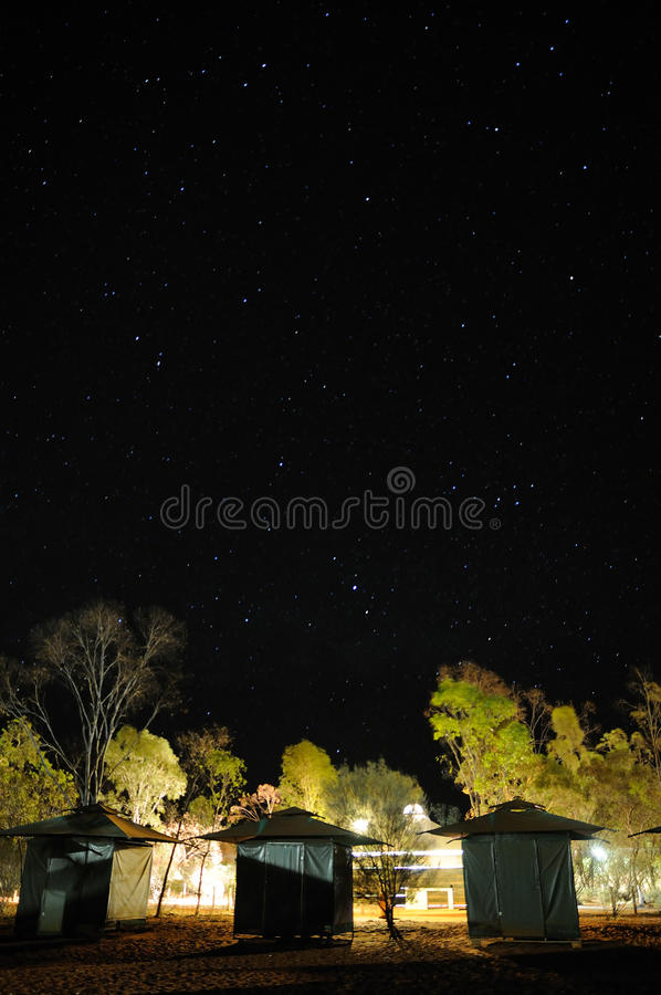 Free Starry Night Stock Photography - 35714592