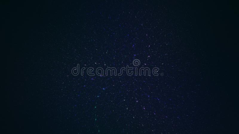 Starry night effect abstract background royalty free stock images