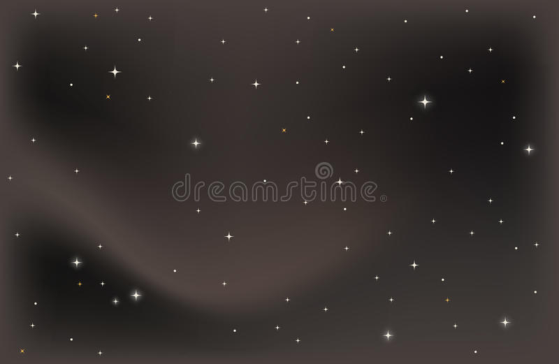 Download Starry night vector stock vector. Illustration of mysterious - 22982067