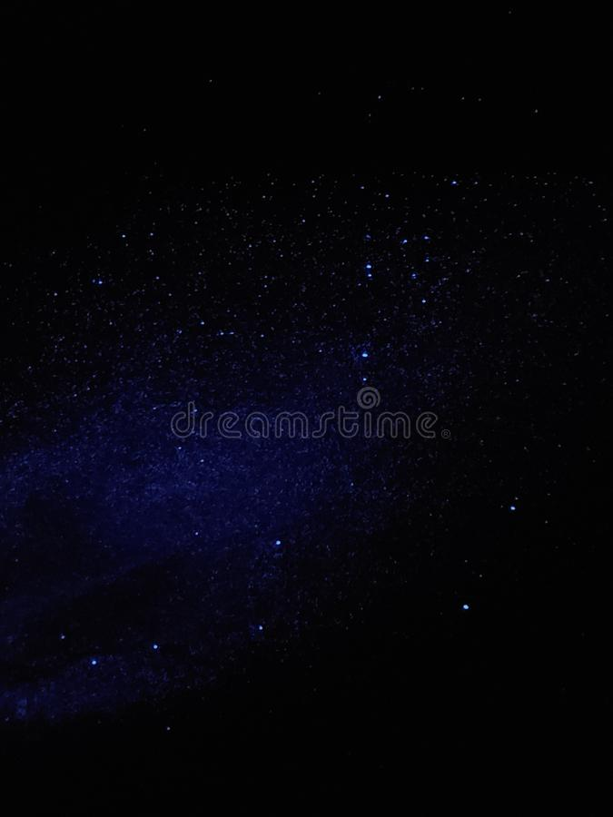 Starry Nights Inside stock image