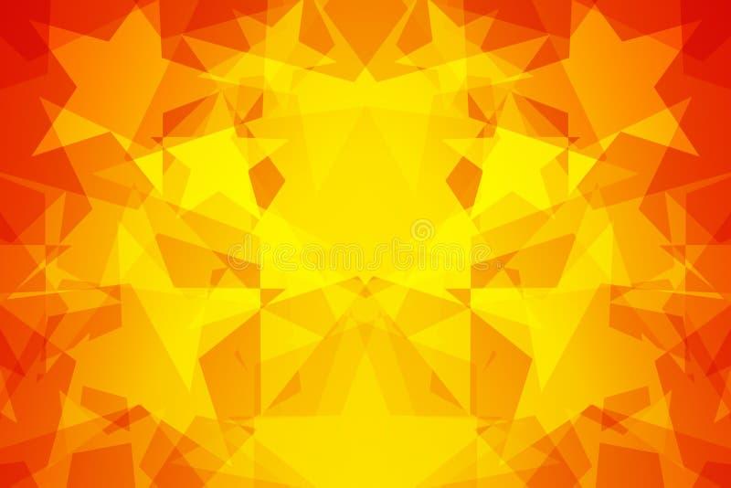 Starry series stock illustration