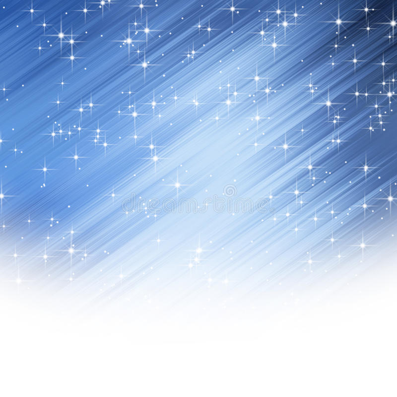 starry sky vektor illustrationer