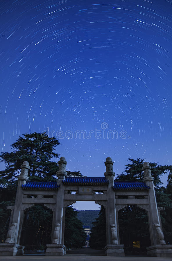 Free Starry Sky Royalty Free Stock Image - 89394046